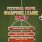 Football Heads 2014 15 Champions League