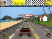 V8 Muscle Cars 3 On Return Man Games