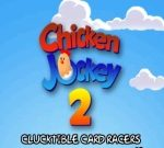 Chicken Jockey 2 – Clucktible Card Racers